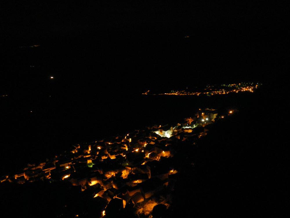 Bonei, camp de base pour l'escalade en grande voie, Sardaigne