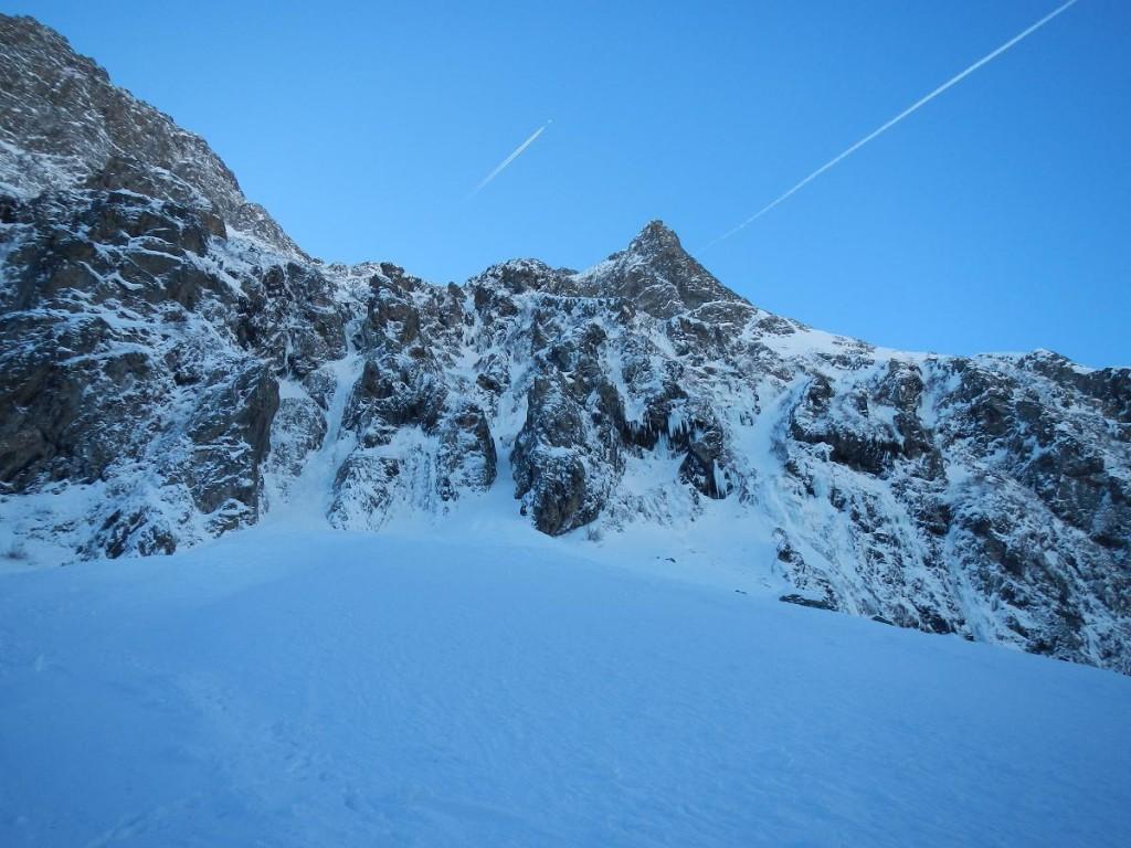 stage cascade de glace avec Grenoble Ecrins
